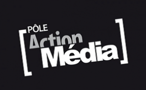logo pole action media