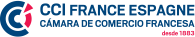 Logo Cámara Francesa de Barcelona - Transparente